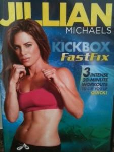 Jillian Michaels Kickbox Fast Fix