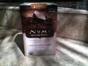 Chocolate Pu erh
