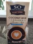 delicious dairy free creamer