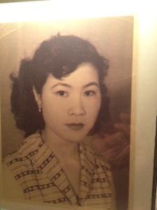 In loving memory. Chie Mihata Cron 9/19/1933-3/25/2013