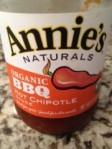 Annie's organic BBQ hot chipotle sauce