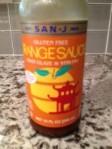 gluten free orange sauce