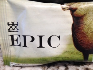 Epic lamb bar