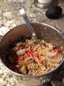 tuna and pasta