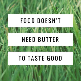 no-butter
