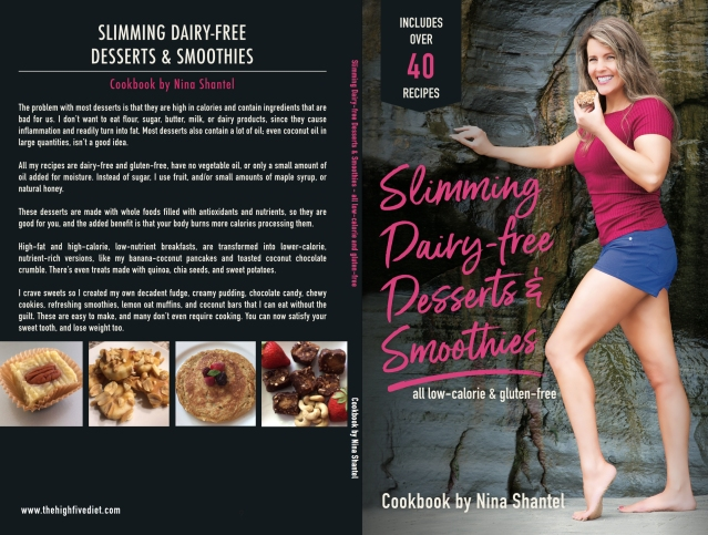 Slimming Dairy-Free Desserts & Smoothies