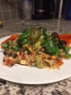 vegan stuff bell peppers