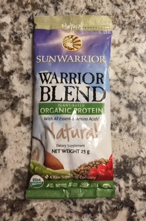 sun warrior sample size