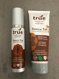 True Natural Self Tan products