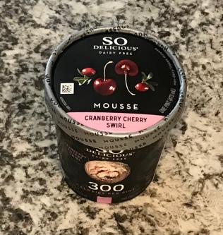 so delicious mousse top